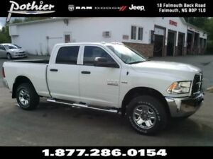 2017 Ram 3500 ST | CLOTH | TOW HOOKS | HEATED MIRRORS |
