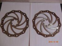 A2Z Teppan Yaki SP4 Disc Brake Rotors