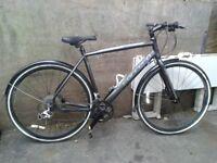 "19.5"" Carrera Grayphon Hybrid bike for adult"