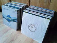 Dance vinyl / record bundle (mostly trance)