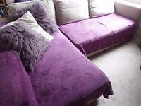 Corner Sofa Bed exelent condition