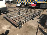 Ford transit roof rack rhino mwb shr van £150