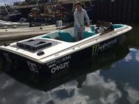 American powerboat 7.4 Mercruiser 454 magnum