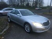 REDUCED £4995!! Mercedes S Class 320CDI