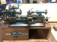 Model or watch makers lathe Cowells