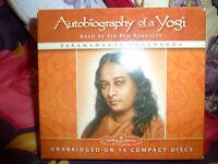 Paramahansa Yoganander, Autobiography of a Yogi