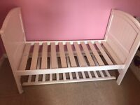 Cot Bed-excellent condition