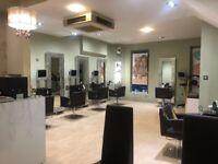 Rent a hair salon chair