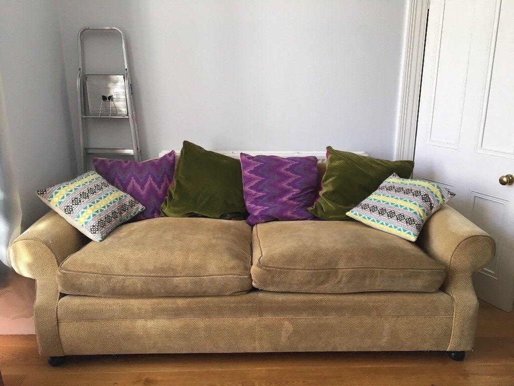 Groovy Huge Comfy Sofa For Sale In Brighton East Sussex Gumtree Spiritservingveterans Wood Chair Design Ideas Spiritservingveteransorg