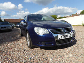 Volkswagen EOS 2007 Petrol 2.0 Manual Convertible, cheap , cheap cars