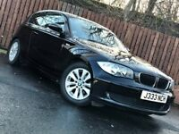 **LOW MILEAGE** 2008 BMW 1 SERIES 116i 12 MONTH MOT SERVICE HISTORY