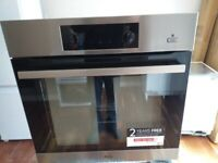 AEG BES355010M Built In Single Oven with added Steam Function - RRP £449.00