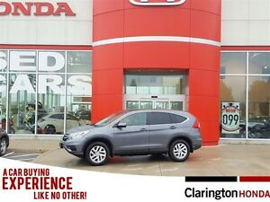2015 Honda CR-V One owner - No Accidents - LOW KM