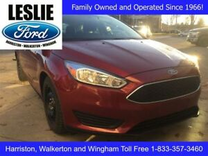 2016 Ford Focus SE | Includes Snow Tires, Rims and Sensors