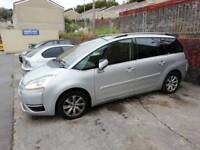 Citroën c4 Picasso 7 exclusive 2ltr hdi AUTOMATIC