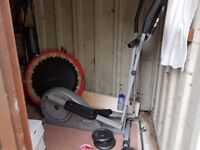 Reebok cross trainer used but good condition