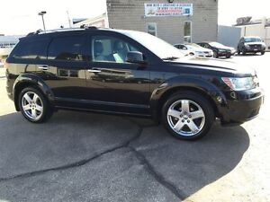 2010 Dodge Journey R/T 3.5L V6 AWD | LEATHER | BLUETOOTH | Kitchener / Waterloo Kitchener Area image 7