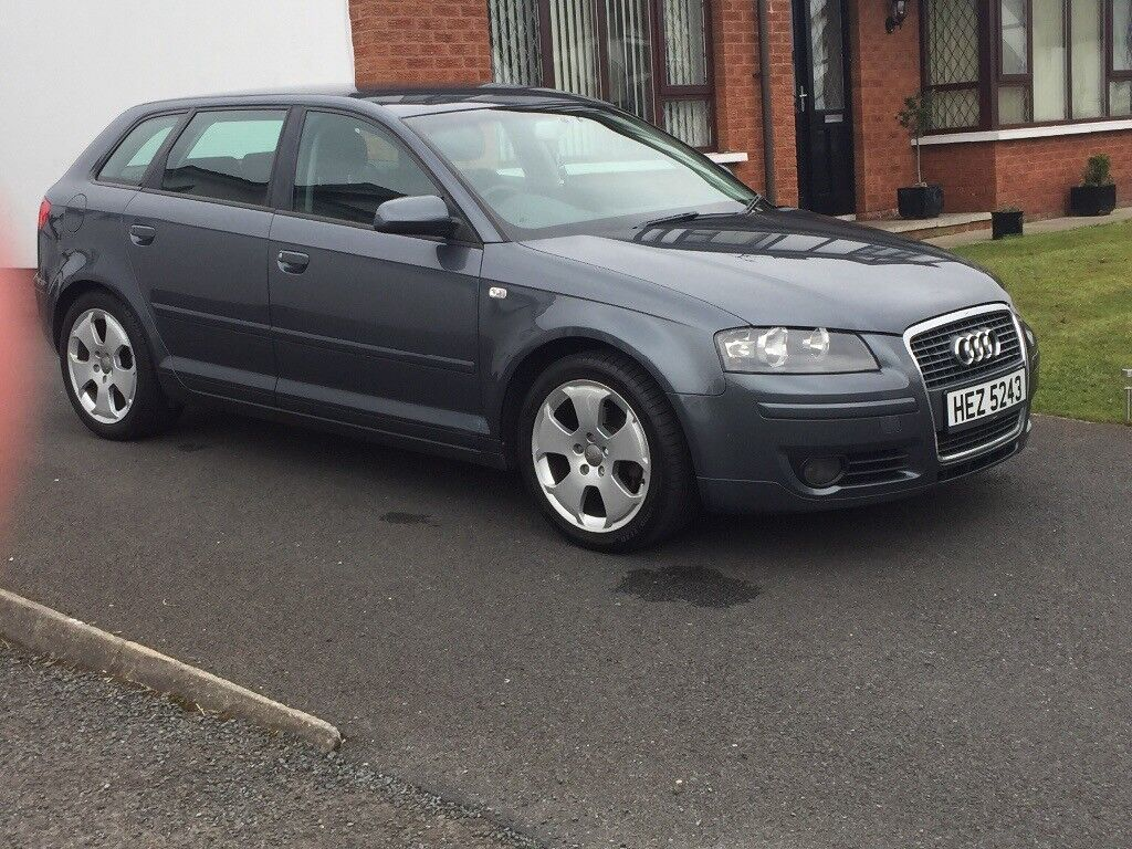 2005 audi a3 in antrim county antrim gumtree. Black Bedroom Furniture Sets. Home Design Ideas
