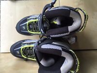 Mens size 8 rollerblades - used 3 times