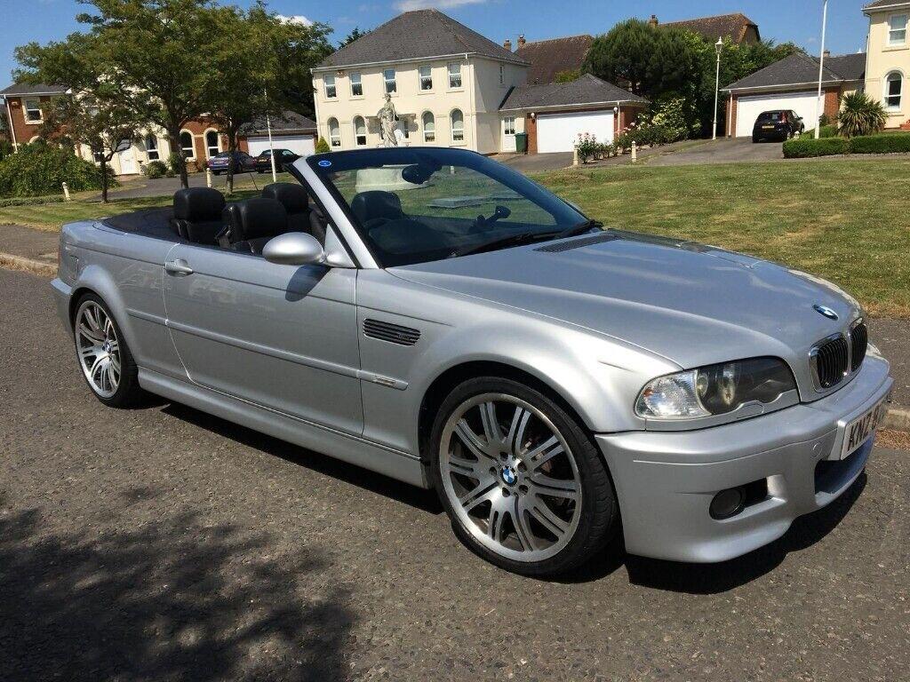 2004 BMW M3 CONVERTIBLE, 3.2 Petrol, 2DR, Manual, 86k ...
