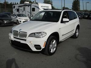 2011 BMW X5 xDrive35d Diesel AWD 3rd Row Seating