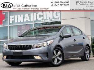 2018 Kia Forte LX+ | Dealer Demo | Android Auto | Backup Camera