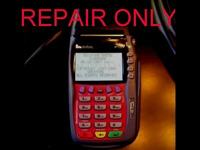 Repair Your Verifone Vx570 Tamper And Password