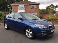 2009 FORD FOCUS ZETEC 1.8 TD 115 BHP ** SERVICE HISTORY ** ALL MAJOR CARDS ACCEPTED