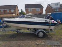 Fletcher Arrow Sport 16 Speedboat for sale