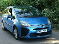 CITROEN C4 PICASSO 1.6 DIESEL ** HPI CLEAR ** SERVICE HISTORY