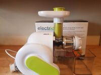 ElectriQ HSL600 Masticating Slow Juicer