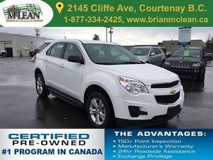 2011 Chevrolet Equinox LS Accident Free/1 Owner