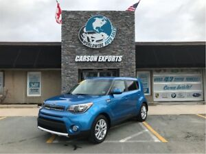 2018 Kia Soul LOOK CLEAN EX! $129.00 BI-WEEKLY+TAX!