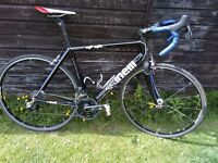 Fantastic CINELLI Strato carbon fibre frameset Large (57cm) great condition (FRAME ONLY)