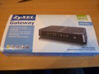 Zyxel-AMG1202 Wireless N-lite ADSL2 4 Port Gateway-Router
