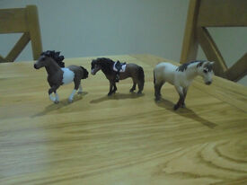 Schliech horses