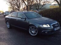 Audi A6 SALOON 2.0 TDI S Line Special Edition 4dr**F/S/HIS+SAT NAV+BIG SPEC**
