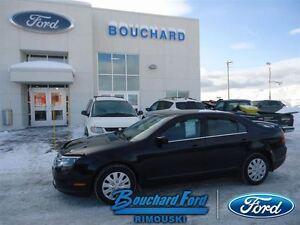 2011 Ford Fusion 2.5L SE