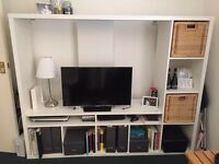 Perfect condtion Ikea Lappland TV storage stand