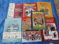 Set of 'The Broons' books