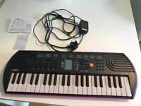Casio SA-78 Keyboard