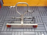 2 bike Towbar Cycle Rack Bike Rack carrier