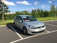 VW GOLF 1.6 TDI SERVICE HISTORY NEW MOT