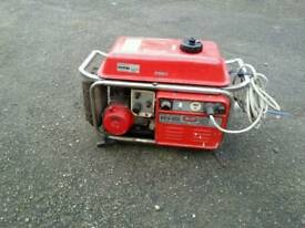 Generator portable spares or repair