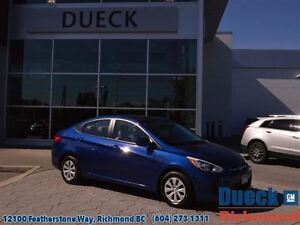 2015 Hyundai Accent GL Accident Free