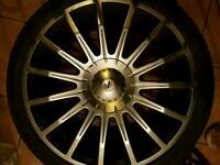 17 inch alloy wheels mini honda vauxhall ford