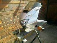 Honda Hornet CB600 headlight fairing