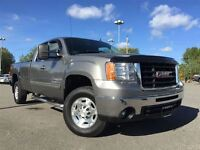2007 GMC SIERRA 2500HD | AUTO | 4X4 | DIESEL| LEATHER | SUNROOF