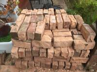 150 Edwardian bricks for £75 - collection from Sidmouth
