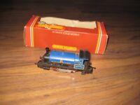 VINTAGE HORNBY TRAIN MODEL LOCH NESS '00' GAUGE
